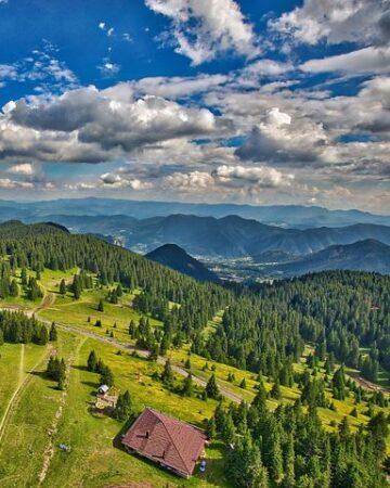 ROMANIA - Munte